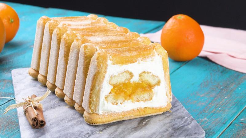 Receita alternativa de um tiramisu diferente. O nosso leva laranja e é uma delícia.
