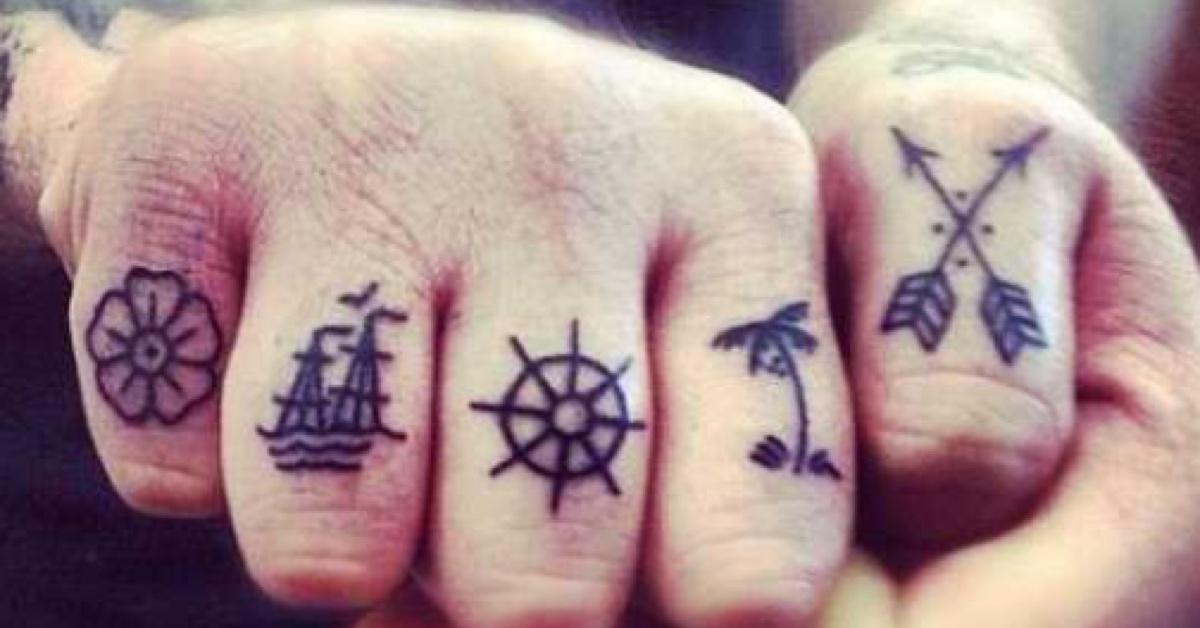 O Significado Das Tatuagens Dependendo De Sua Localização