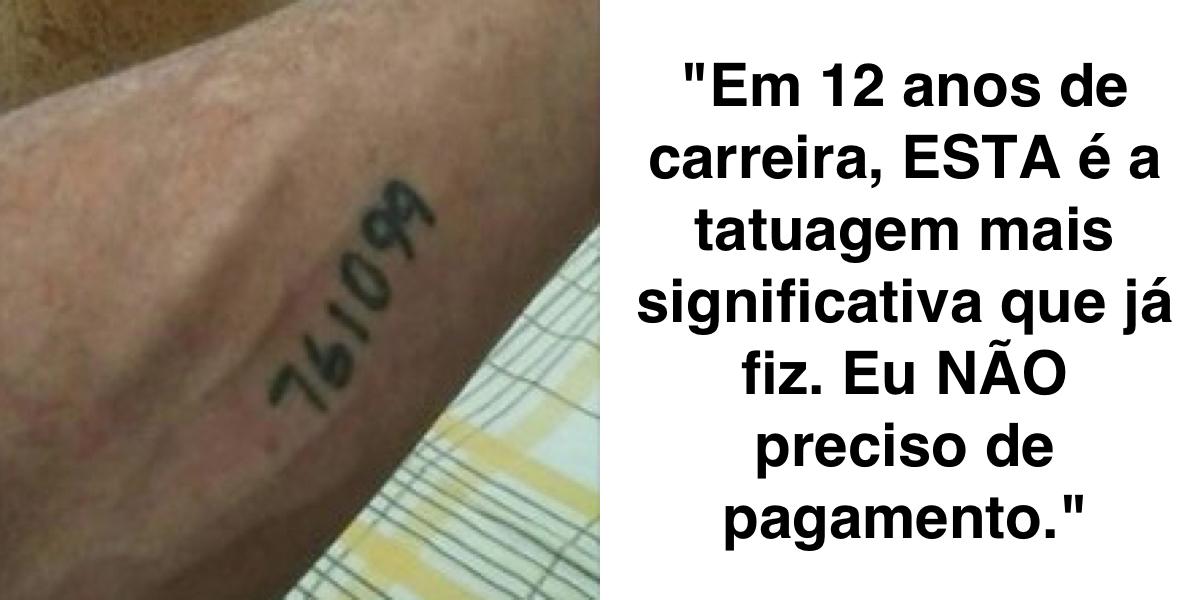 20 Tatuagens Com Histórias Trágicas Por Trás