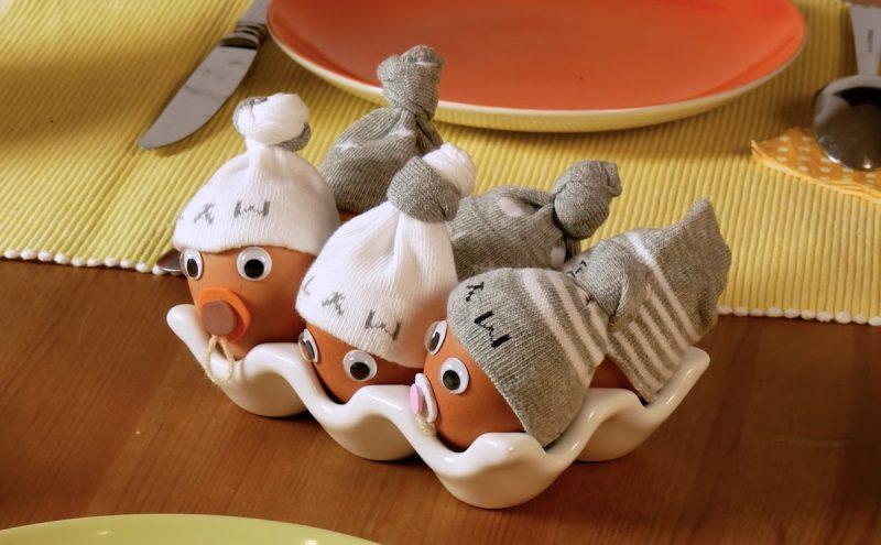 Ovinhos bebês prontos