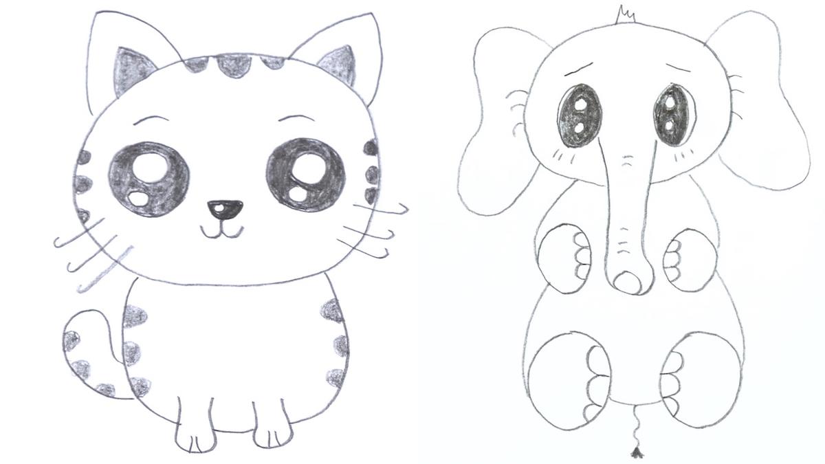 Desenho para iniciantes
