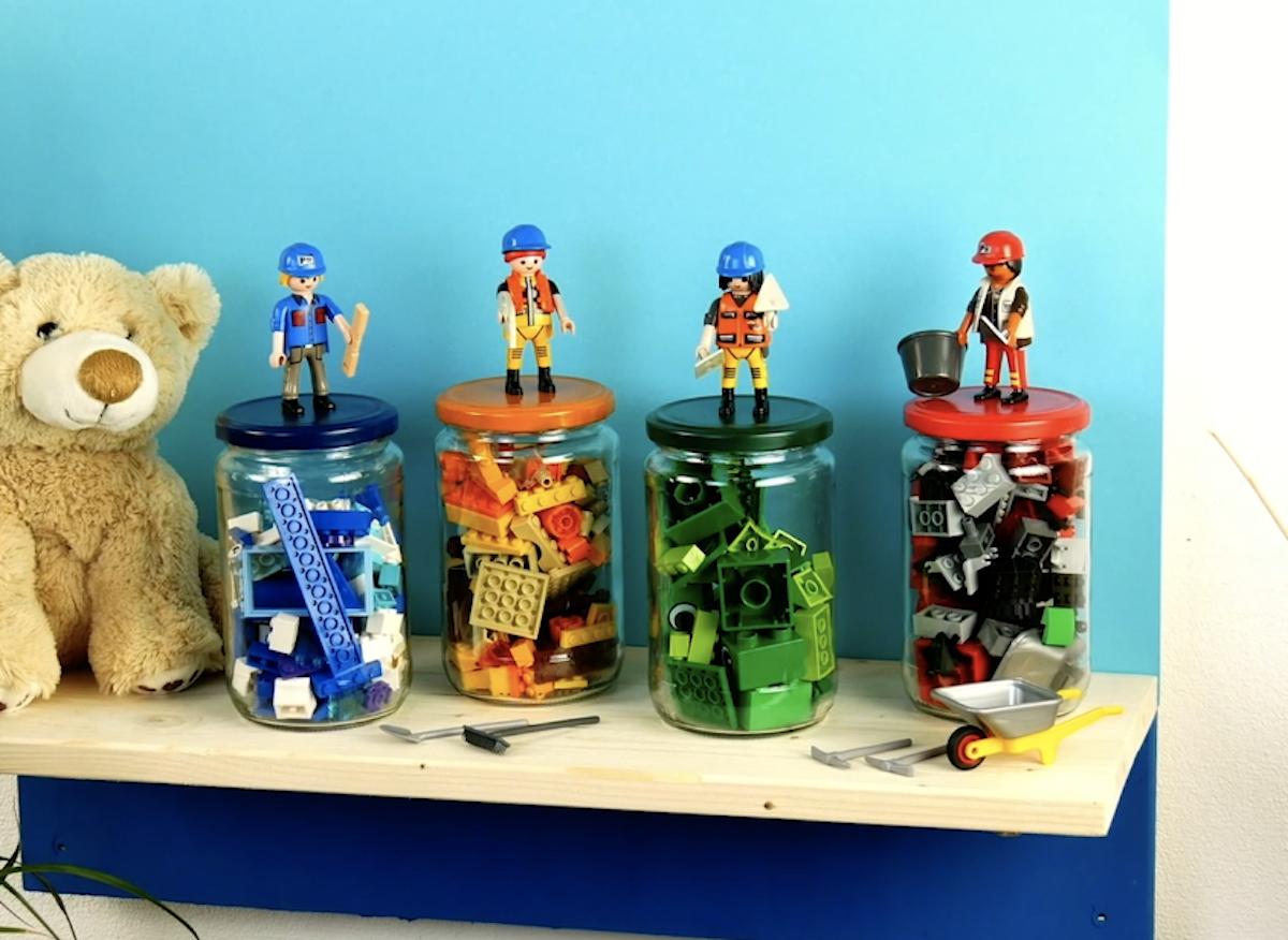 8 ideias para reutilizar brinquedos usados