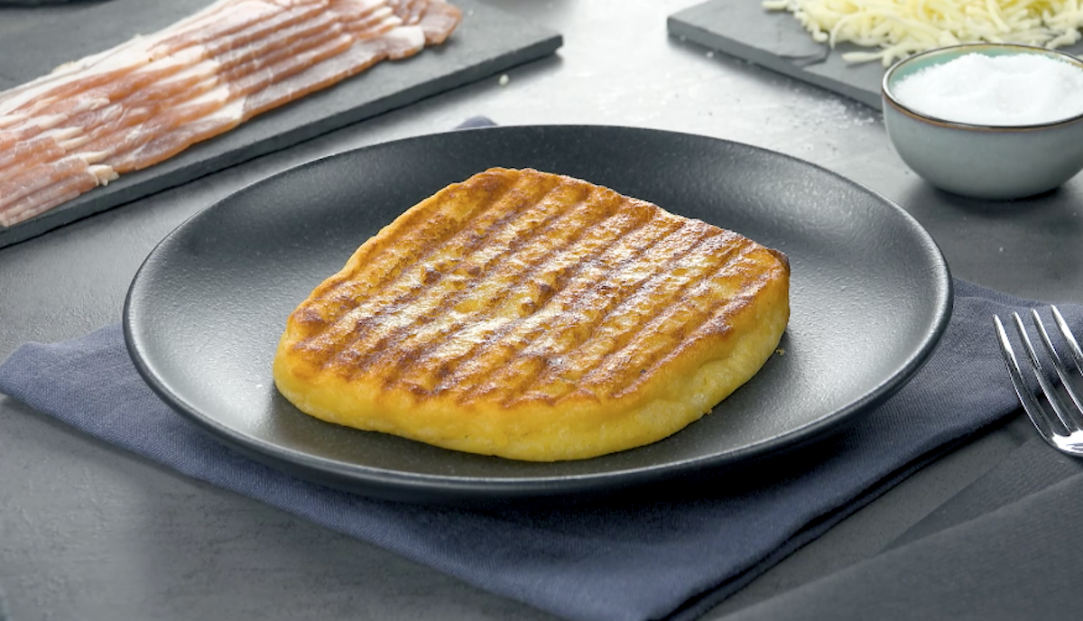 Sanduíche de batata