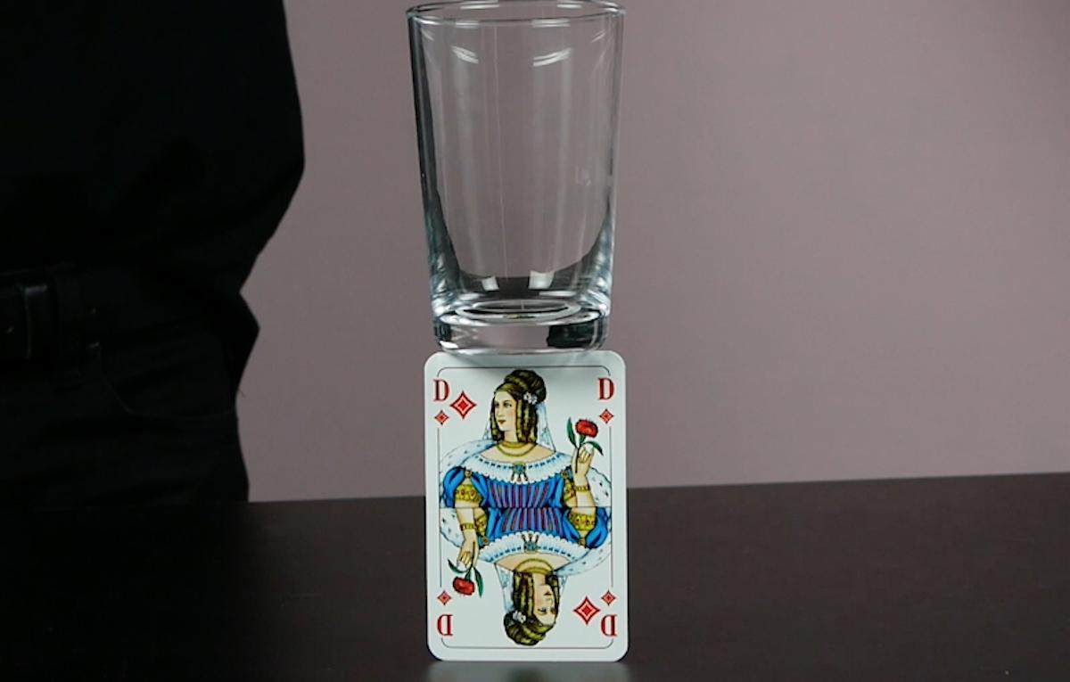 truques de mágica fáceis