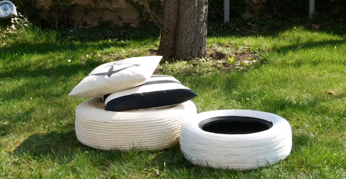 Bancos de pneus