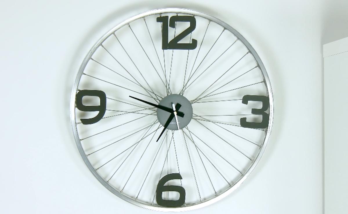 Relógio de roda