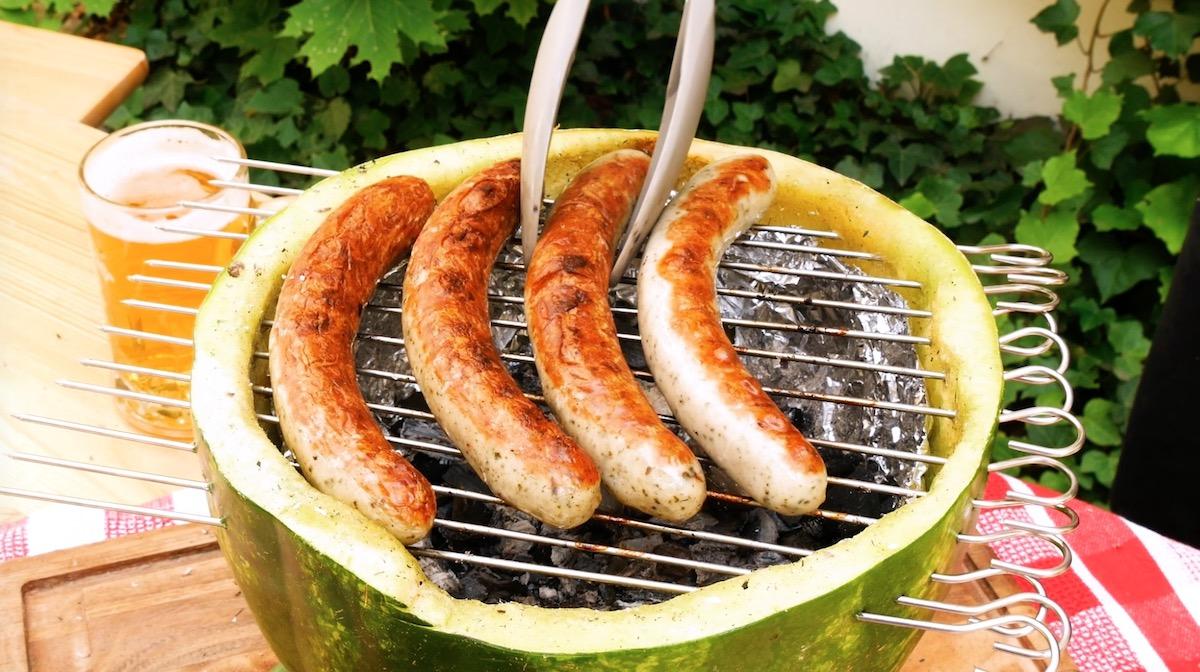 melancia grill