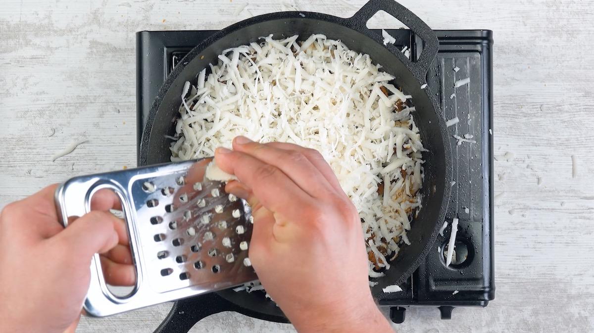 queijo ralado