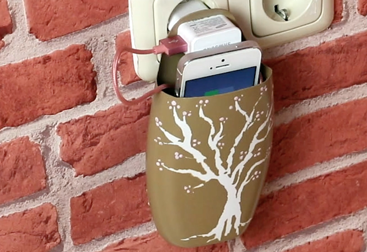 dock para carregar o smartphone