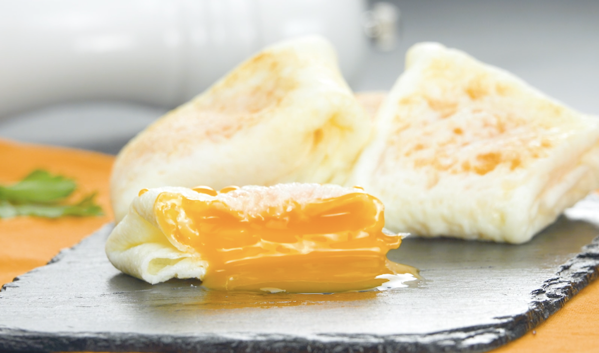 pacotinho de ovo