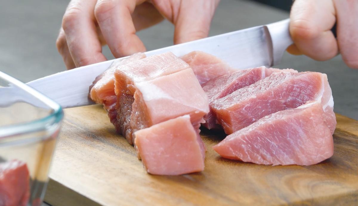 corte as carnes