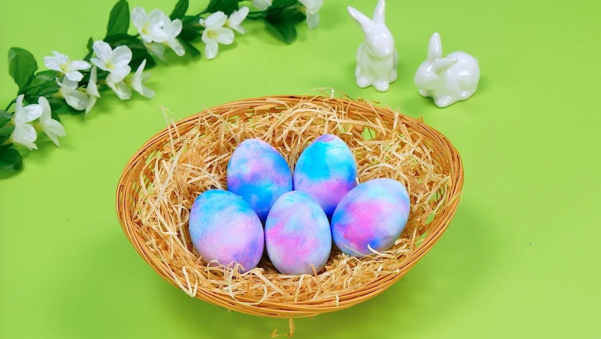 ovos dégradé
