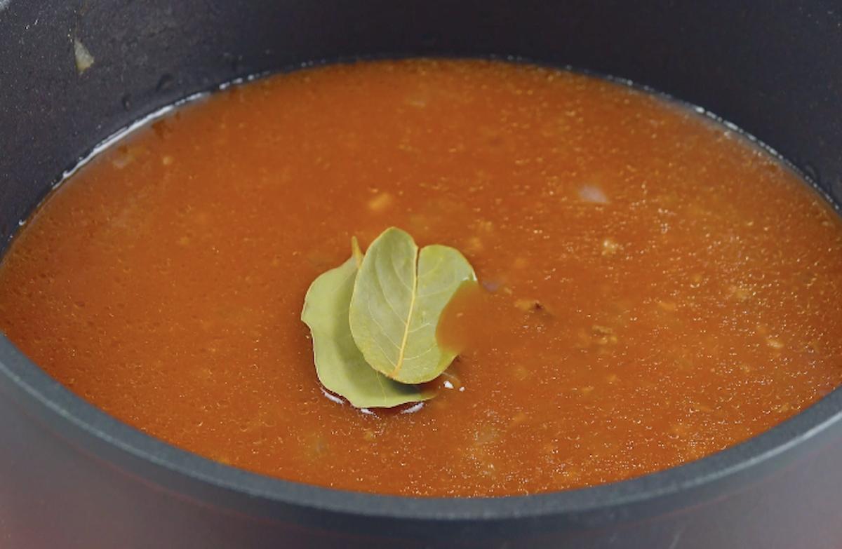 sopa de lasanha