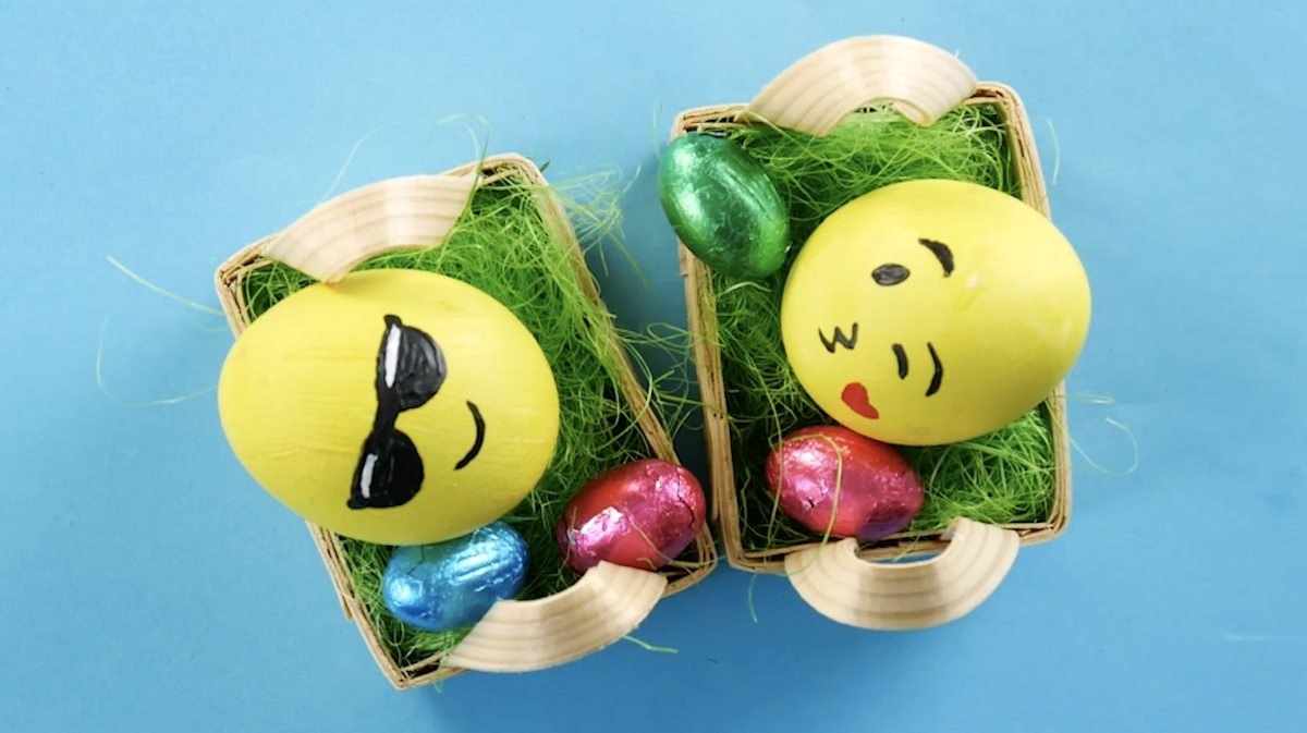 Egg Decorating Tricks