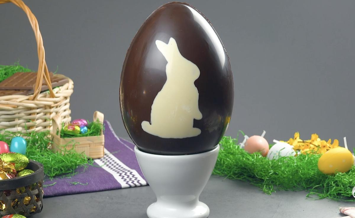 ovo de páscoa