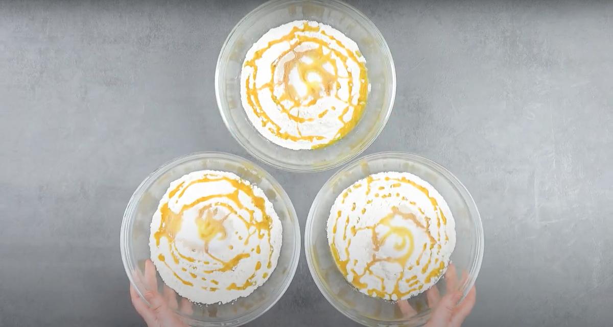farinha com azeite