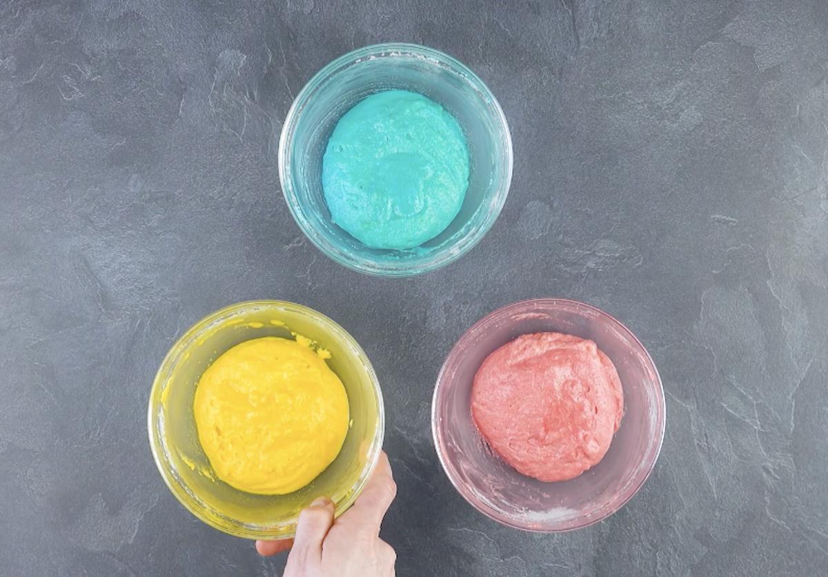 merengue colorido