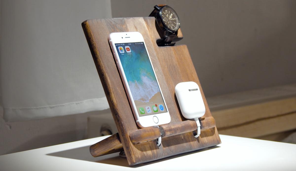 base para smartphone e acessórios