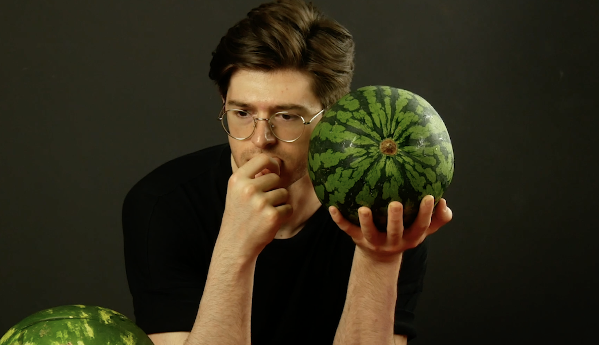 como escolher melancia