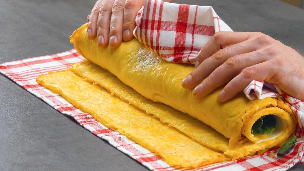 enrole as omeletes