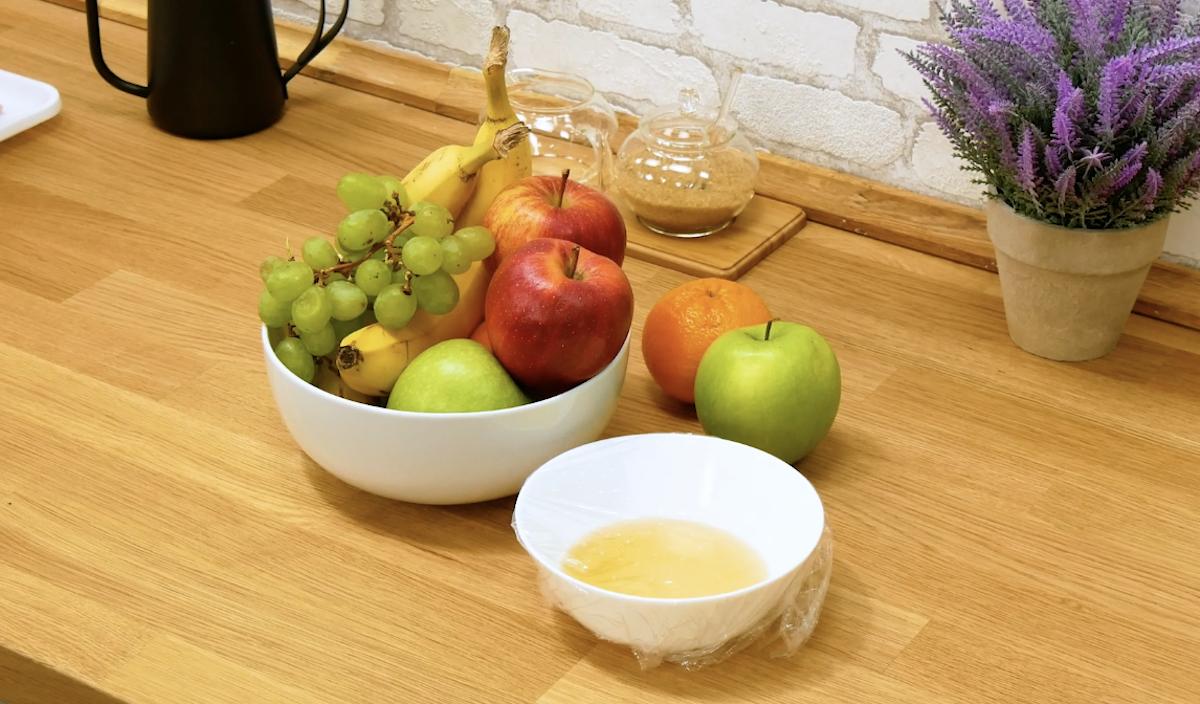armadilha para moscas da fruta