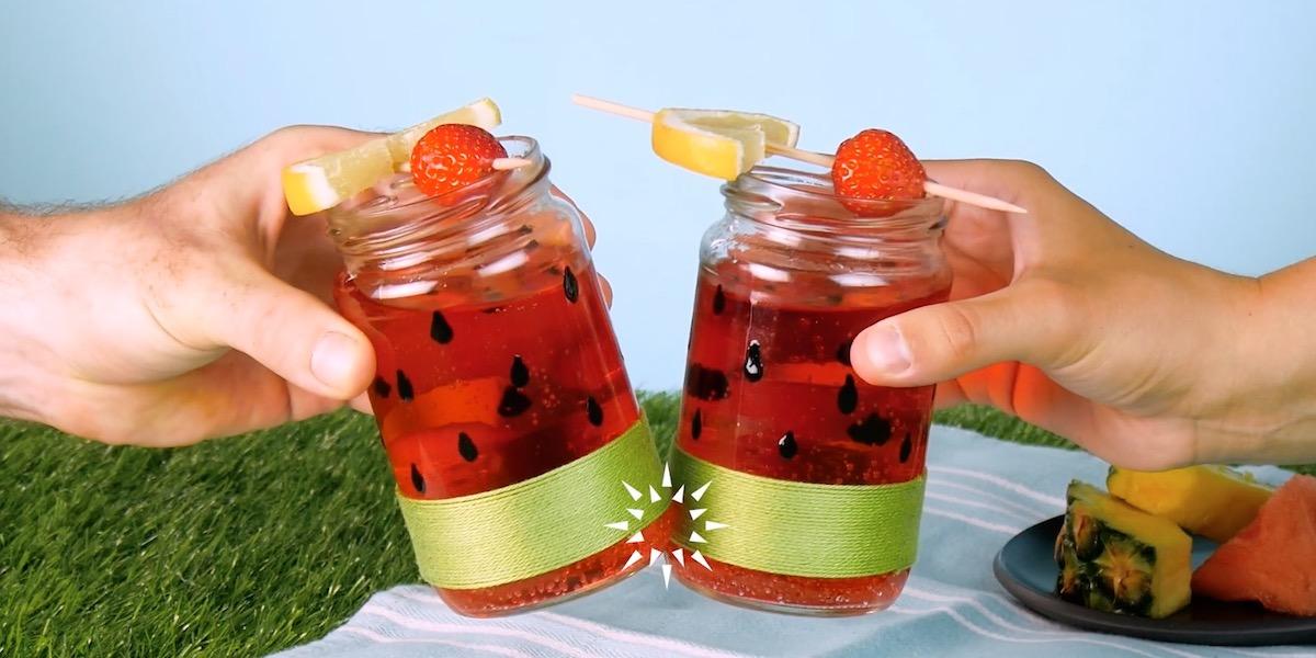 jarras de melancia