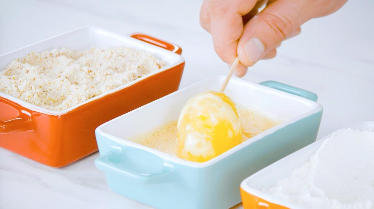 empane os ovos