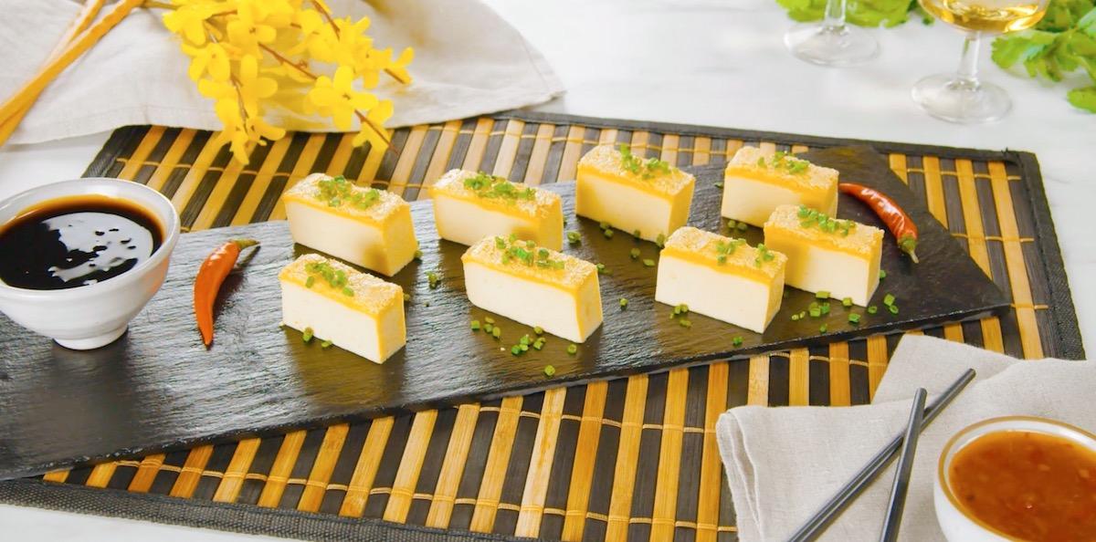 omelete asiático