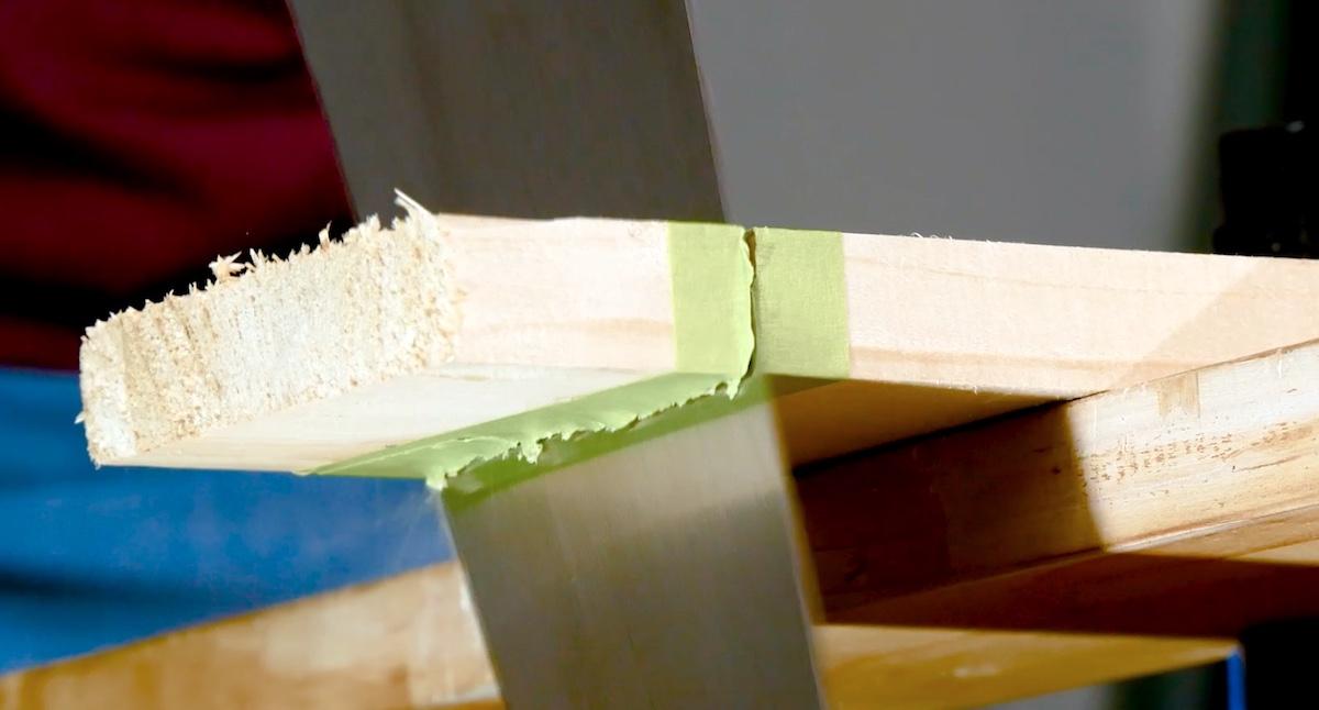 serrar madeira