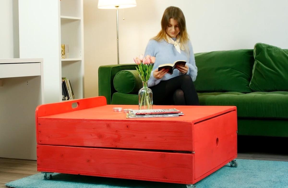 Mesa cama