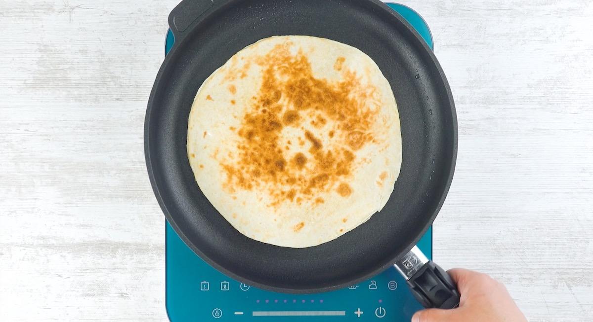 doure as tortillas