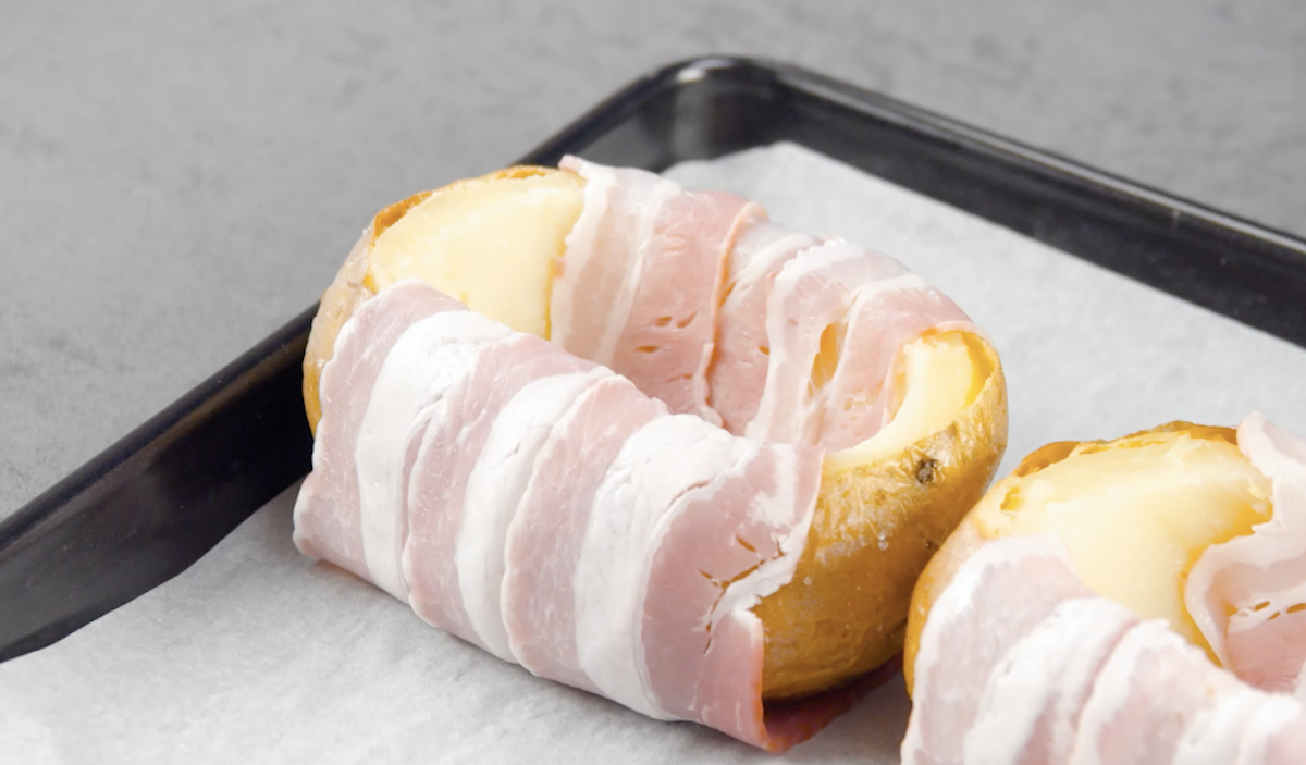 batata com bacon