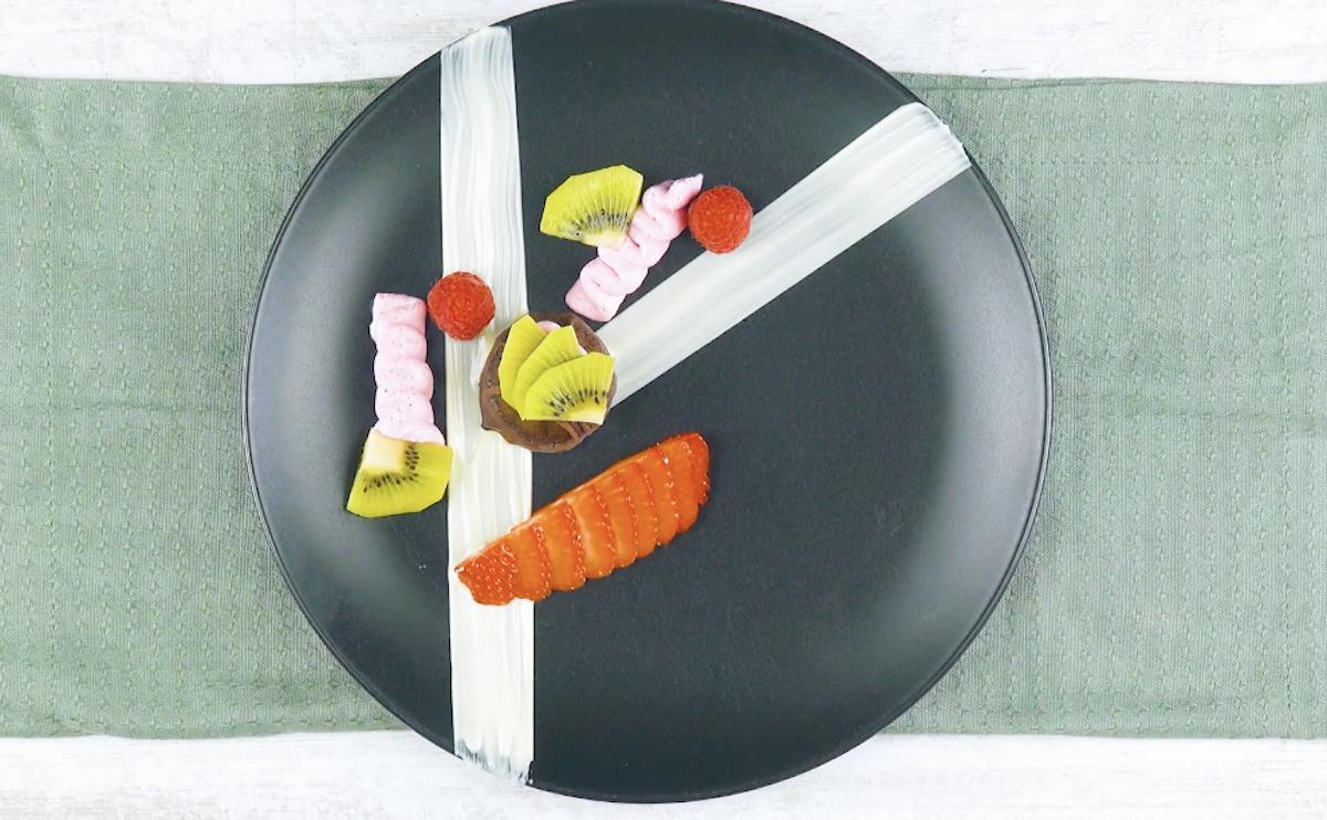 arte no prato